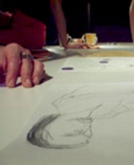 Worshop de dibujo