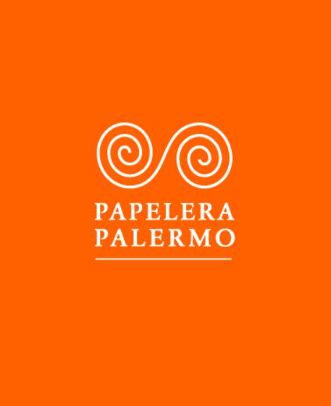logo naranja productos