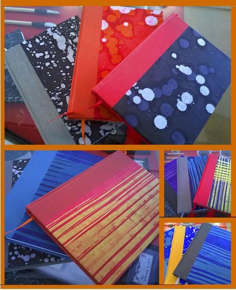 cuaderno batik